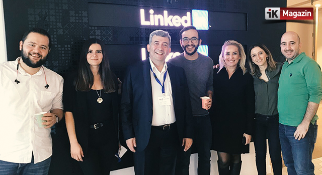 Ekol İK Ekibi Linkedin Dublin Ofisi'ni Ziyaret Etti