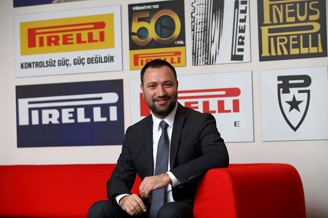 Pirelli Türkiye'de Yeni CFO