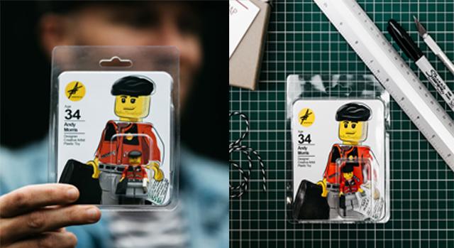 Özgeçmiş Yerine Lego Gönderdi