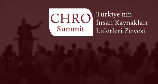 CHRO Summit 2016 İçin Geri Sayım Başladı
