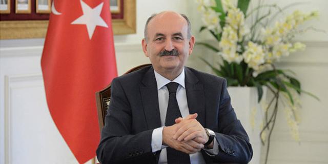 Çalışma ve Sosyal Güvenlik Bakanı Mehmet Müezzinoğlu ile ilgili görsel sonucu