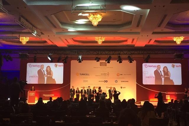 Türkiye'nin En Etkin CHRO'ları Ödüllerini Aldı