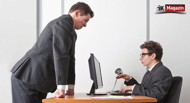 İş Yerindeki Bilgisayarınız İzlense Tepkiniz Ne Olurdu?