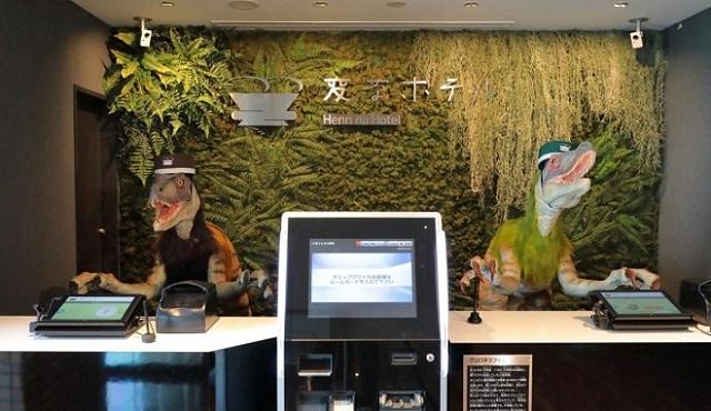 Japon Otel Robotları İşten Atıldı