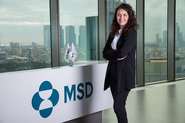 MSD Türkiye'ye Yeni İnsan Kaynakları Direktörü