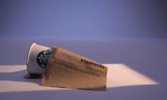 Starbucks'tan Aslında O Kadar Da Kötü Değil'li Pazartesi Reklamı